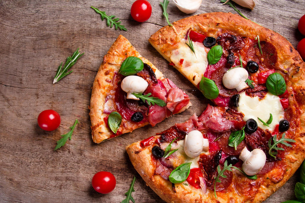 Casino Kelas Dunia Sajikan Kenikmatan The Luxury Pizza