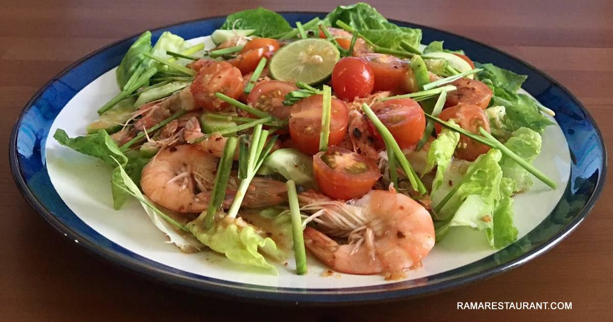 Makanan adalah Seni Kehidupan Di Thailand