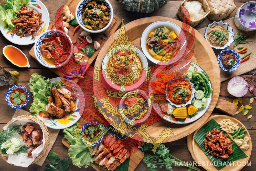 Sejarah Hidangan Khas Thailand