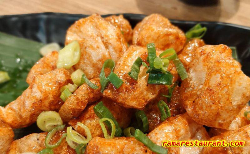 Gorengan Dan Kue Hidangan Buka Puasa Khas Thailand