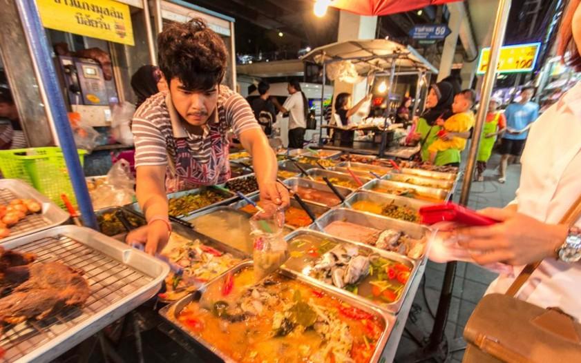 Makanan Thailand Halal Untuk Umat Muslim