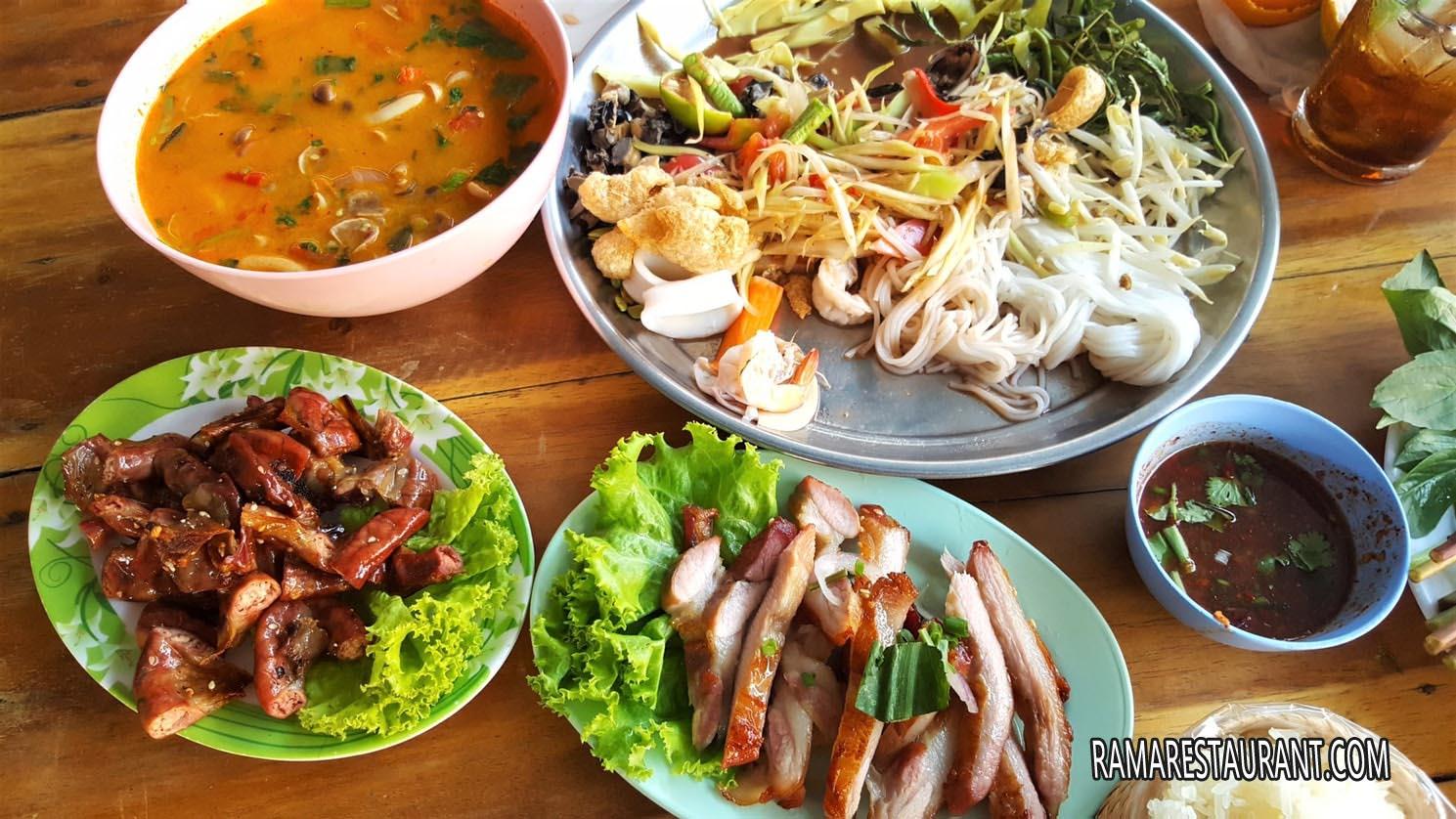 Cerita Kuliner Thailand yang Mendunia