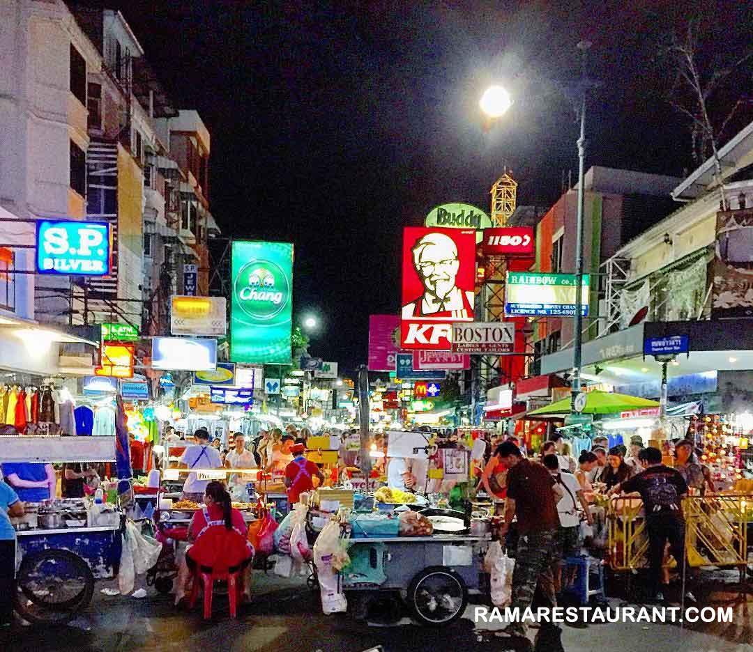 Rekomendasi Wisata Kuliner di Bangkok Beserta Makanannya